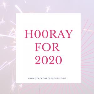 Hooray 2020